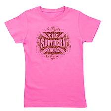 southern cross-brick red Girl's Tee