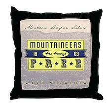 WVA_Motto_CafePress Throw Pillow