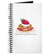 Cute Shortcake design Journal