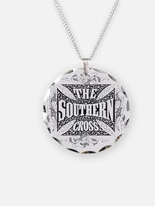 southern cross - black Necklace