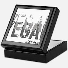 vegan-01 Keepsake Box