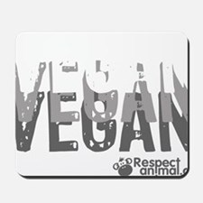 vegan-01 Mousepad