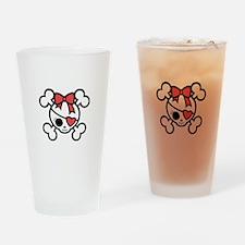 mollybow-4-diva-DKT Drinking Glass