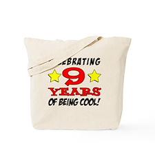 Celebrating 9 Years Tote Bag
