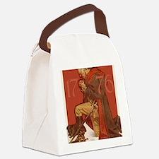 Washington Praying Canvas Lunch Bag