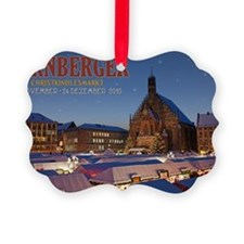 Nurnberg - Christkindlmarkt Night Ornament