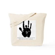 GratefulRedFRONT Tote Bag
