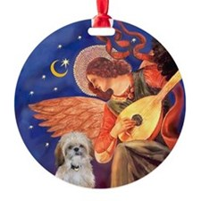 J-ORN-Angel3-ShihTzu=P Ornament