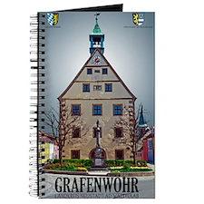 Grafenwoehr Rathaus Front Journal