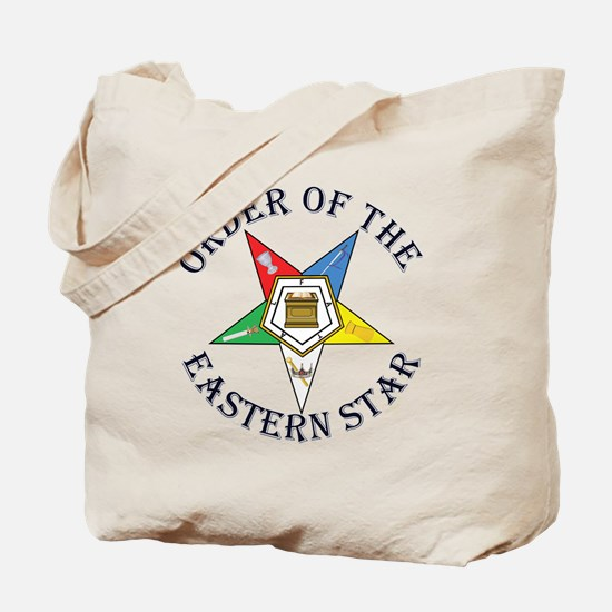 OES STAR LETTERED Tote Bag