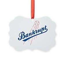 Bankrupt Ornament