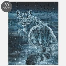 Star Leopard Puzzle