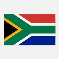 Flag Of South Africa 3'X5' Area Rug