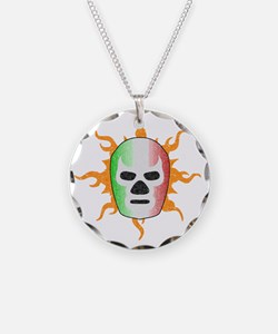 luchador-mask Necklace