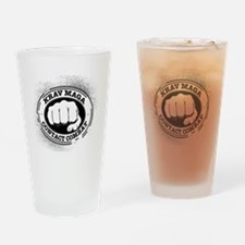 3 Krav Maga Drinking Glass