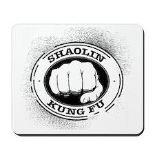 4 Shaolin Kung Fu Mousepad