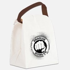 4 Shaolin Kung Fu Canvas Lunch Bag