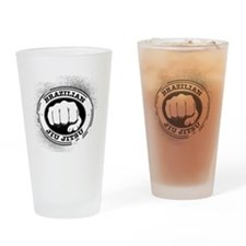 5 BJJ Drinking Glass