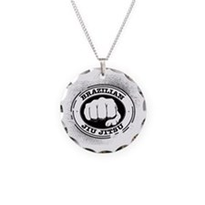 5 BJJ Necklace
