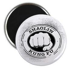 4 Shaolin Kung Fu Magnet