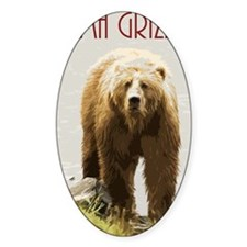Mama Grizzly Decal