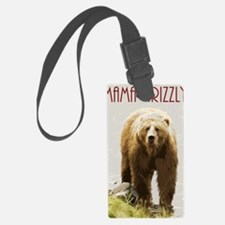 Mama Grizzly Luggage Tag