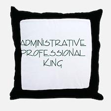 Admin prof Throw Pillow