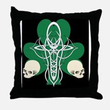 ErinGoth_LG_Vert Throw Pillow