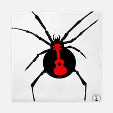 Ukulele Spider Queen Duvet