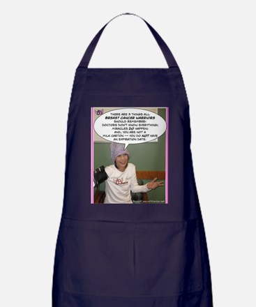 Words Apron (dark)