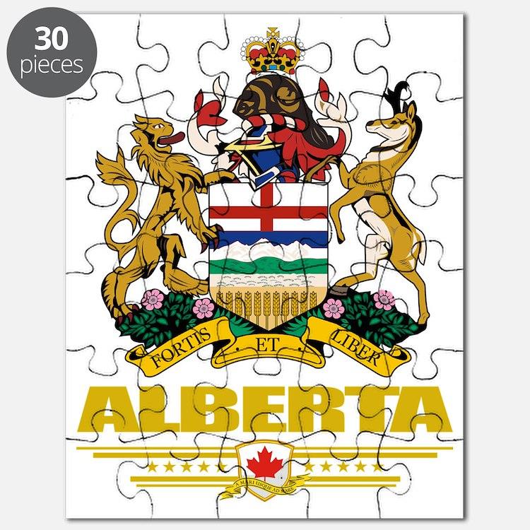 Alberta (Flag 10) Puzzle