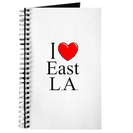 """I Love East L.A."" Journal"