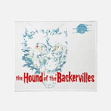 houndofbaskervilles Throw Blanket