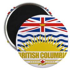 British Columbia Flag (Flag 10) Magnet