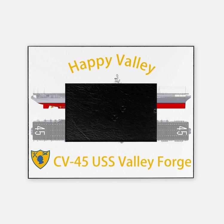 Essex-ValleyForge-Dk-Front Picture Frame