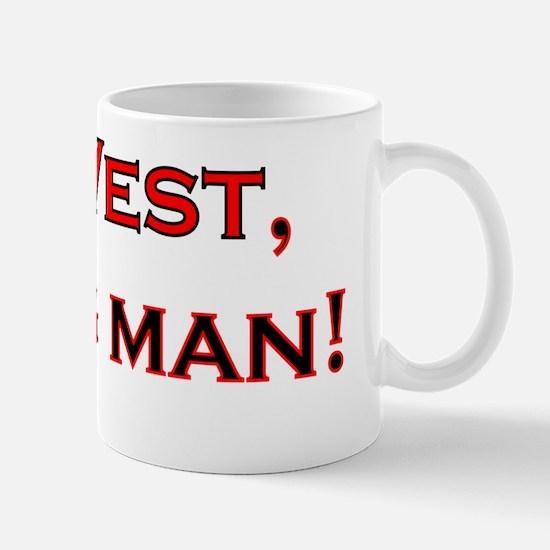 wcs go west Mug