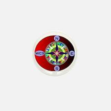 wcs compass 2 Mini Button