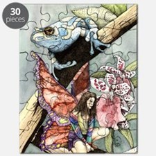 frogflowersfairy copy Puzzle