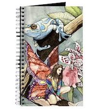 frogflowersfairy copy Journal