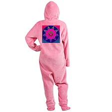 InfiniteCircle4 Footed Pajamas