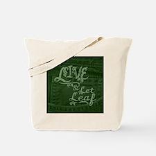 let leafv2 sqwd Tote Bag