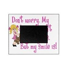 Dont worry girl Picture Frame