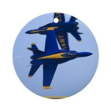 CP.Blues_380.16x20.banner Round Ornament