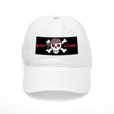 rockinAUTmamal-licenseplate Baseball Cap