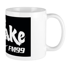 Quake Sticker Mug