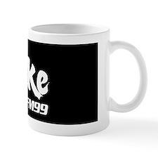 Quake Bumper Sticker Mug