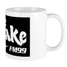 Quake Sticker Mug