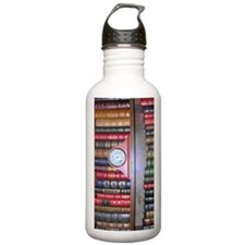 Readers Bookshelf Water Bottle