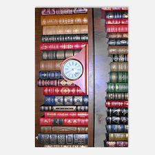 Readers Bookshelf Postcards (Package of 8)