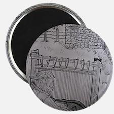 Home Sheep Home Magnet